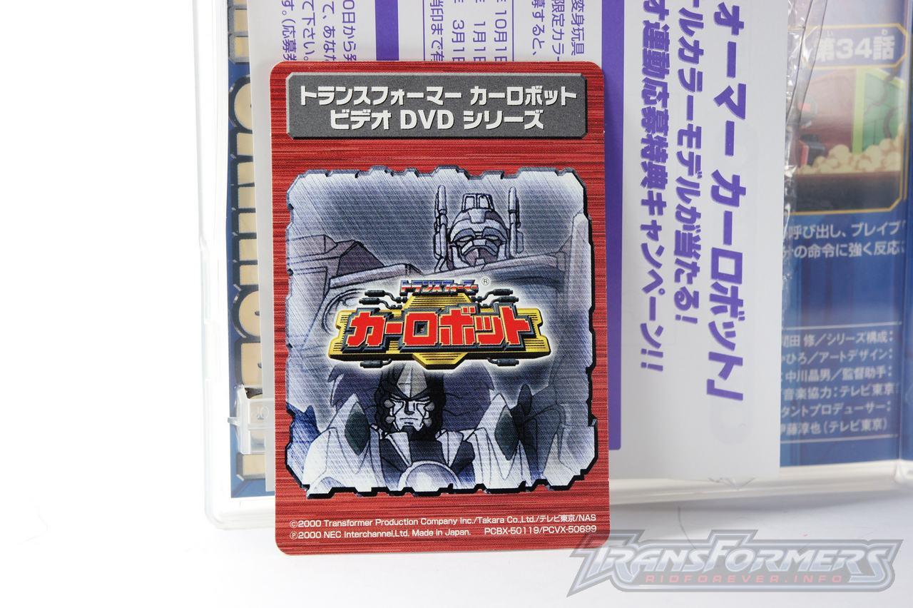 Car Robots DVDs-047