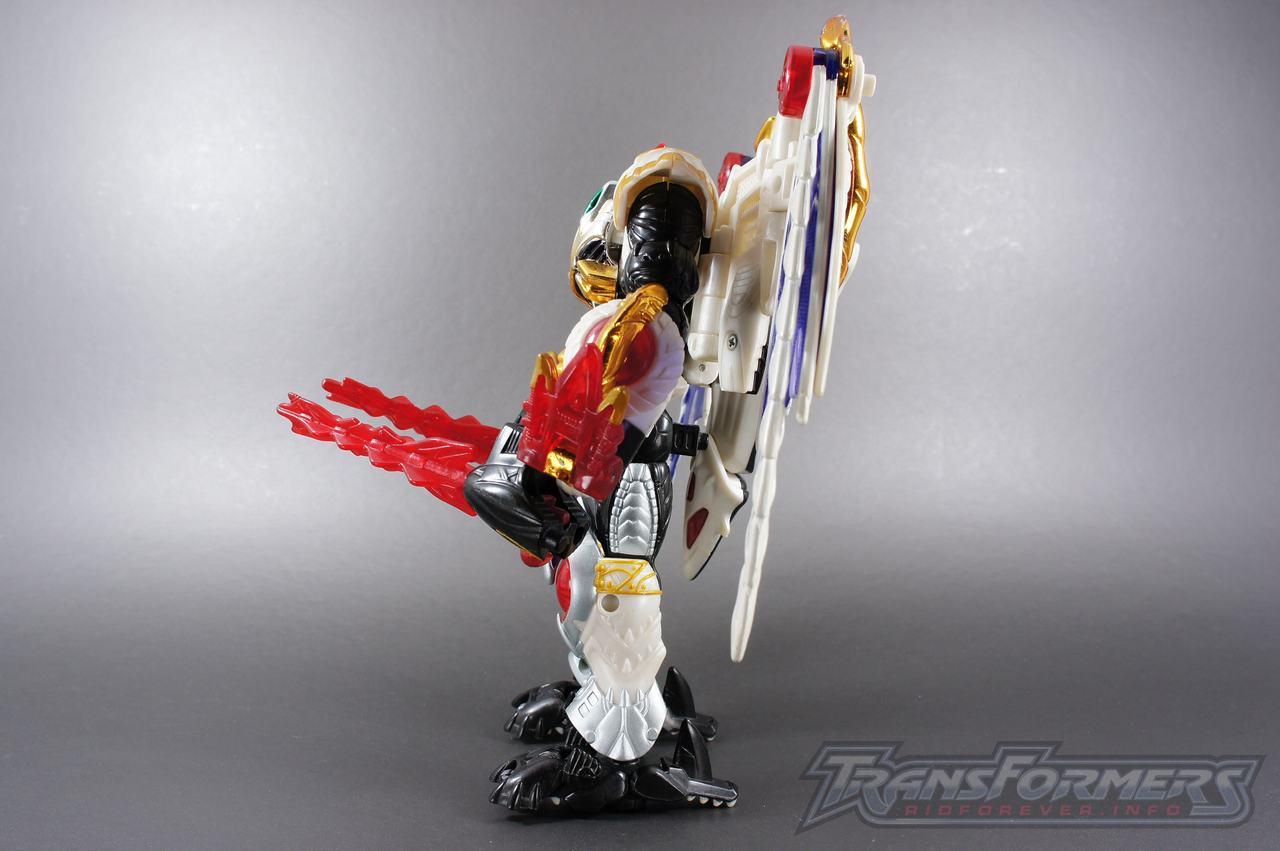 Devil Gigatron Robot 002
