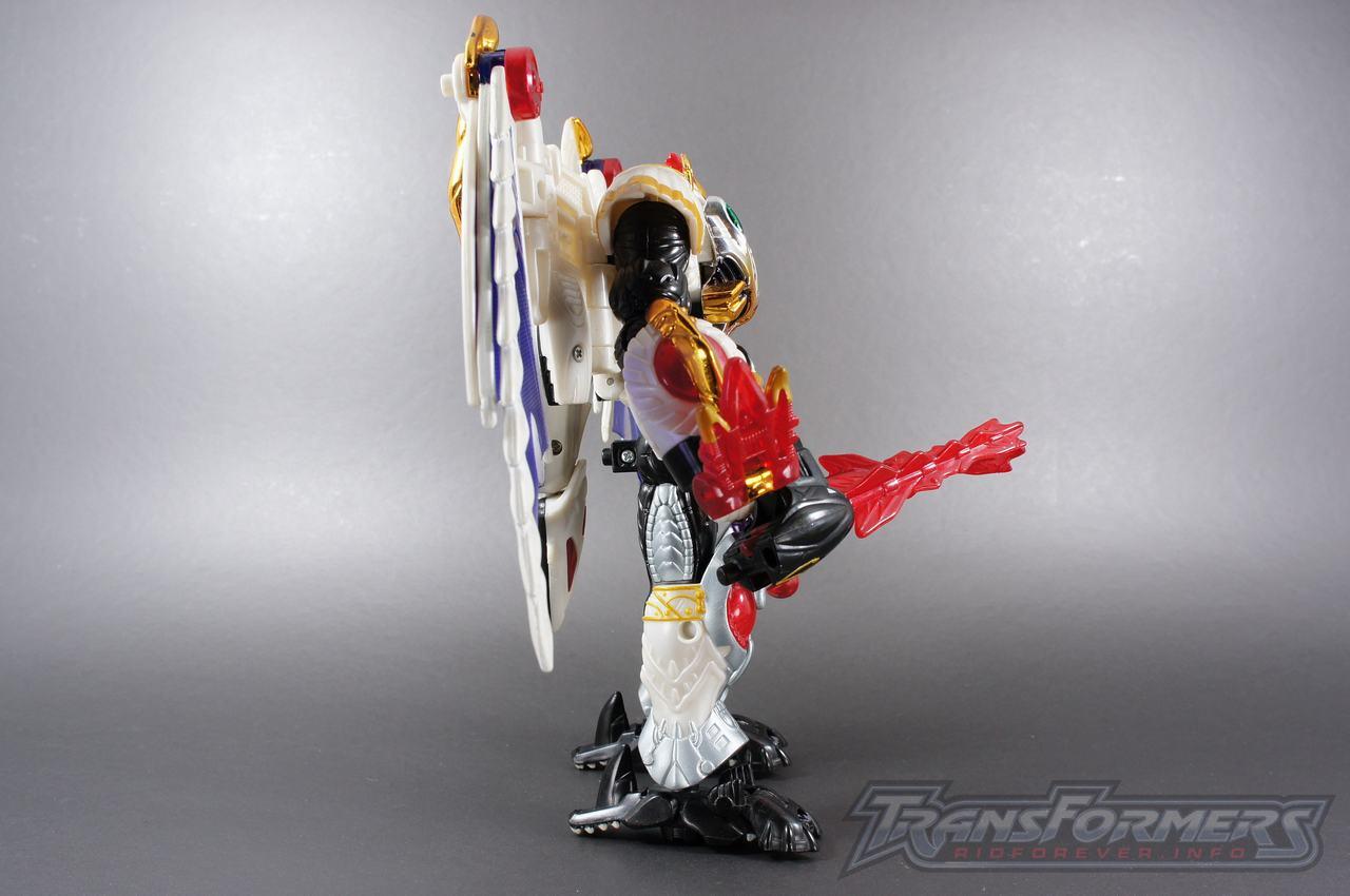 Devil Gigatron Robot 004