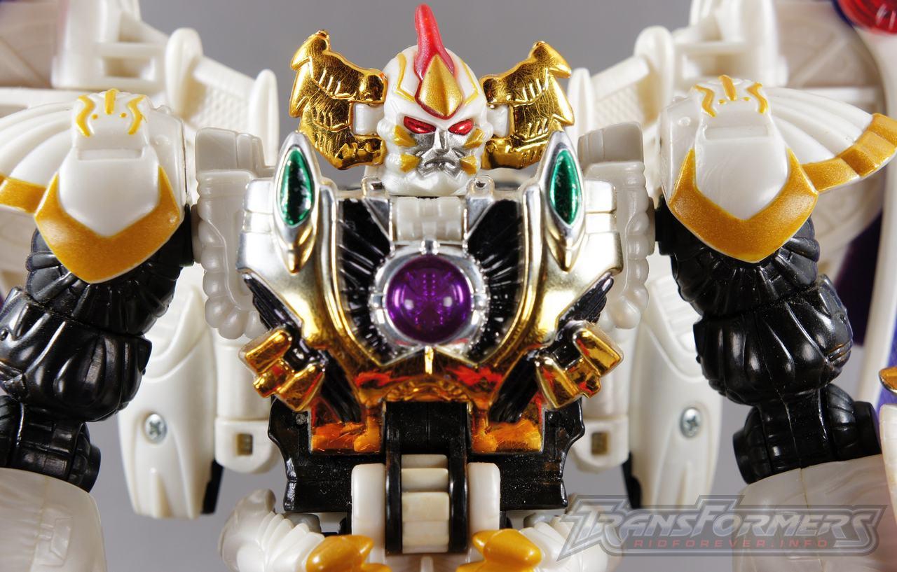 Devil Gigatron Robot 005
