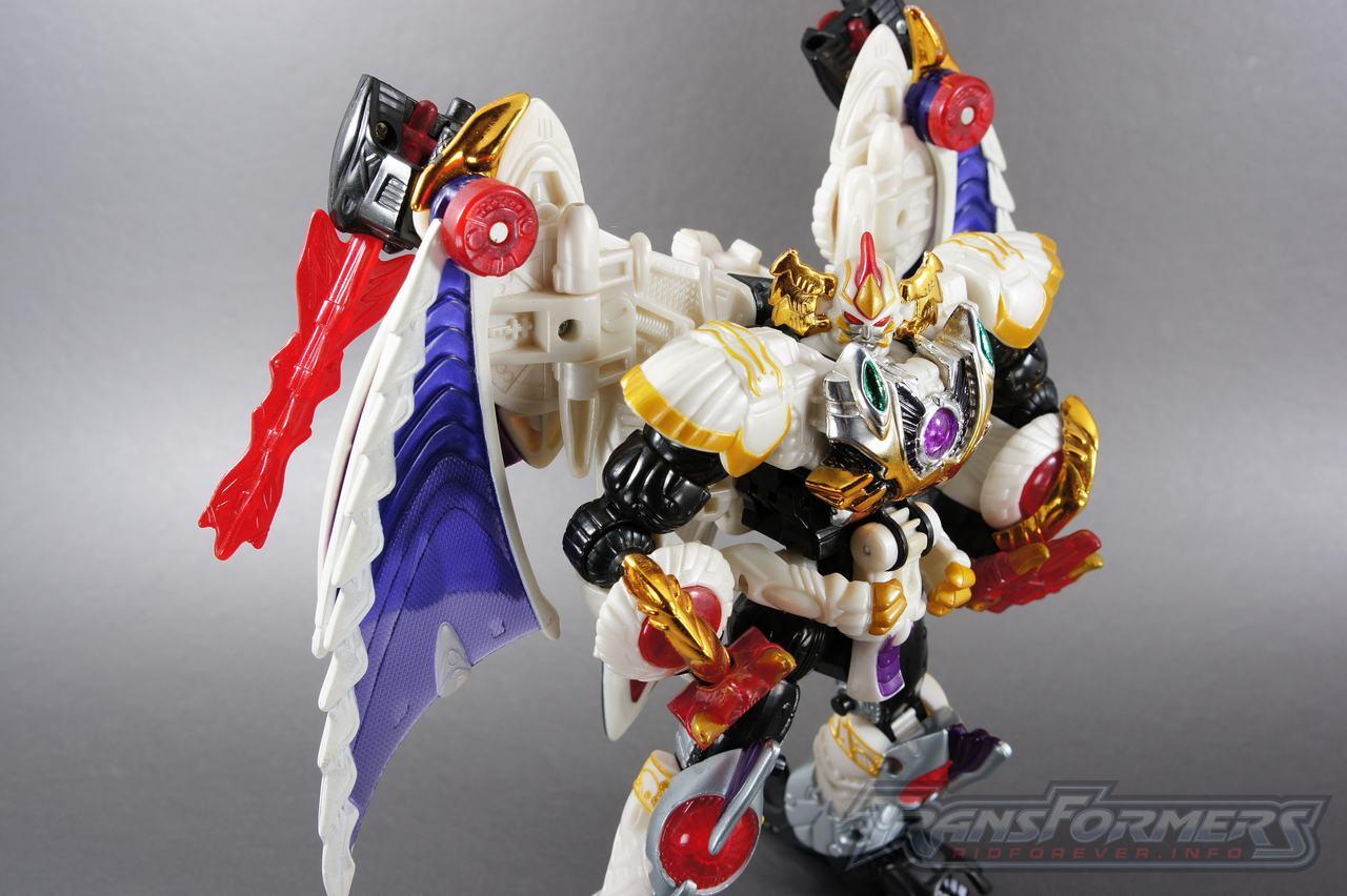 Devil Gigatron Robot 010