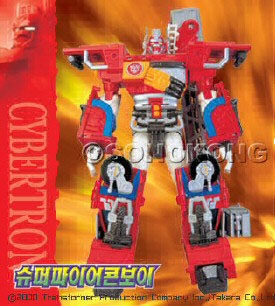 Korean-Optimus-Prime-Promo