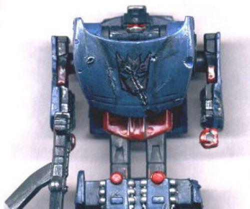 Roadrage robot