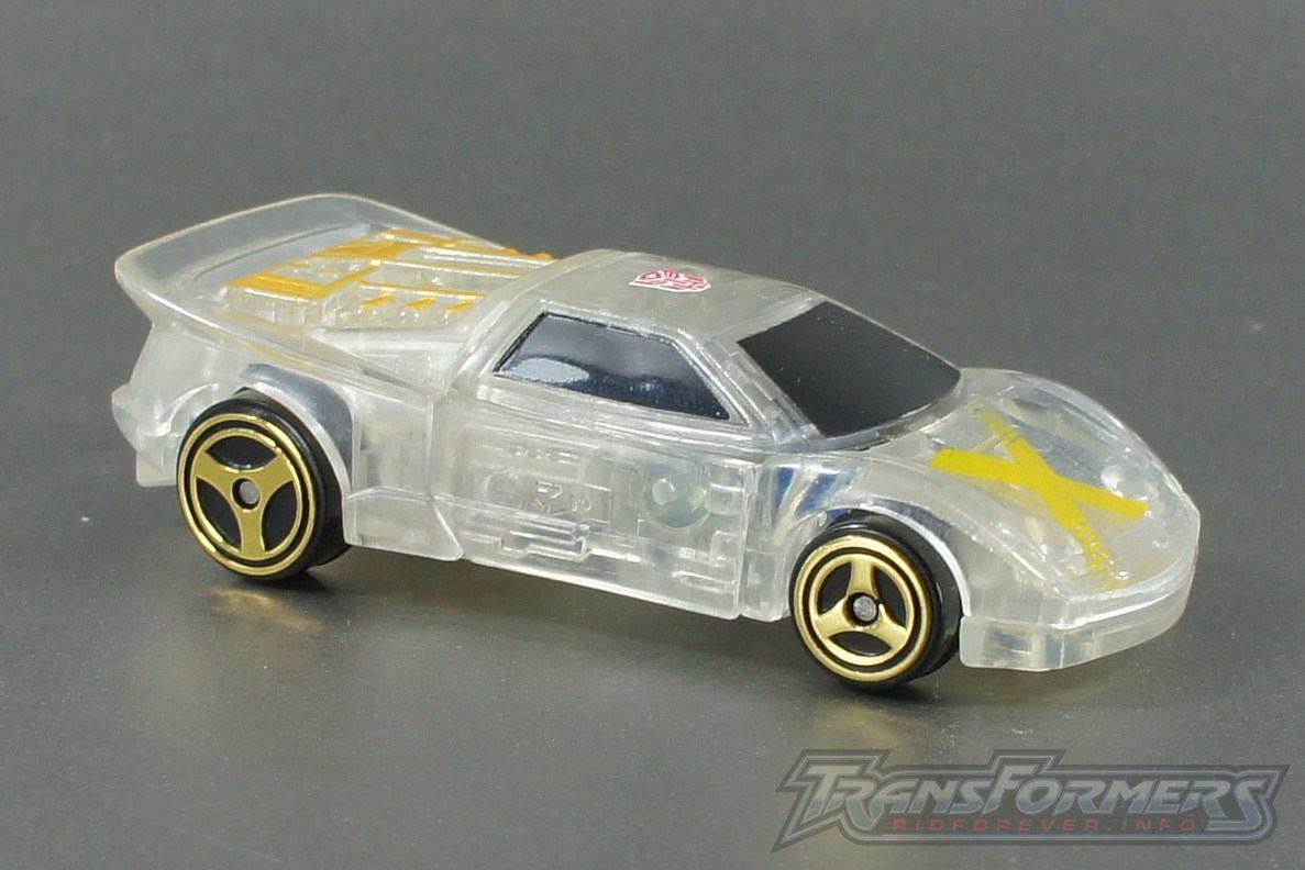 Super Clear X-Car-001