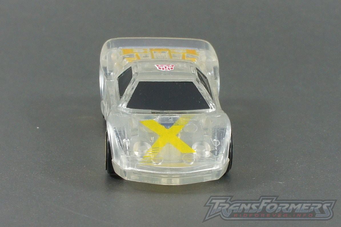 Super Clear X-Car-003