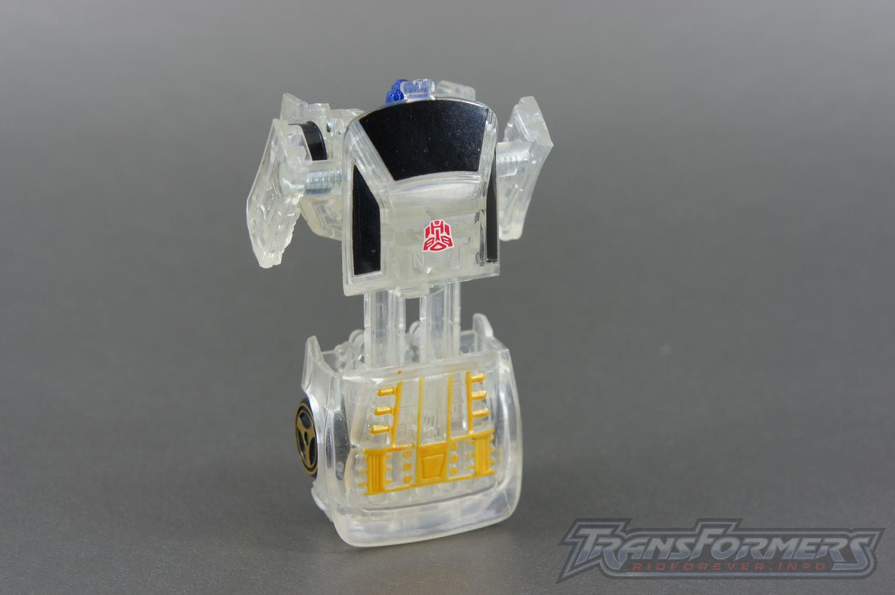 Super Clear X-Car-007