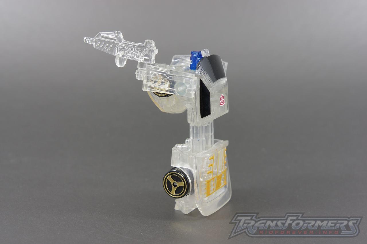 Super Clear X-Car-008