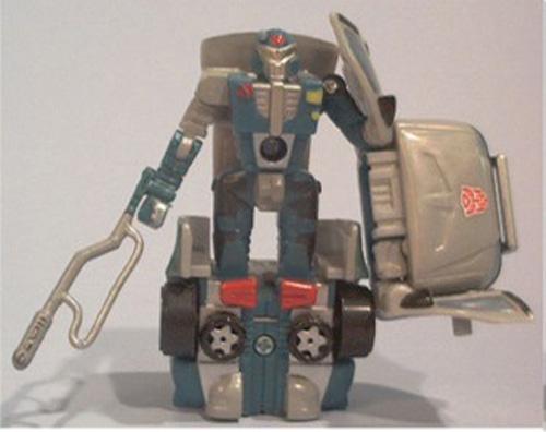Xbrawn robot