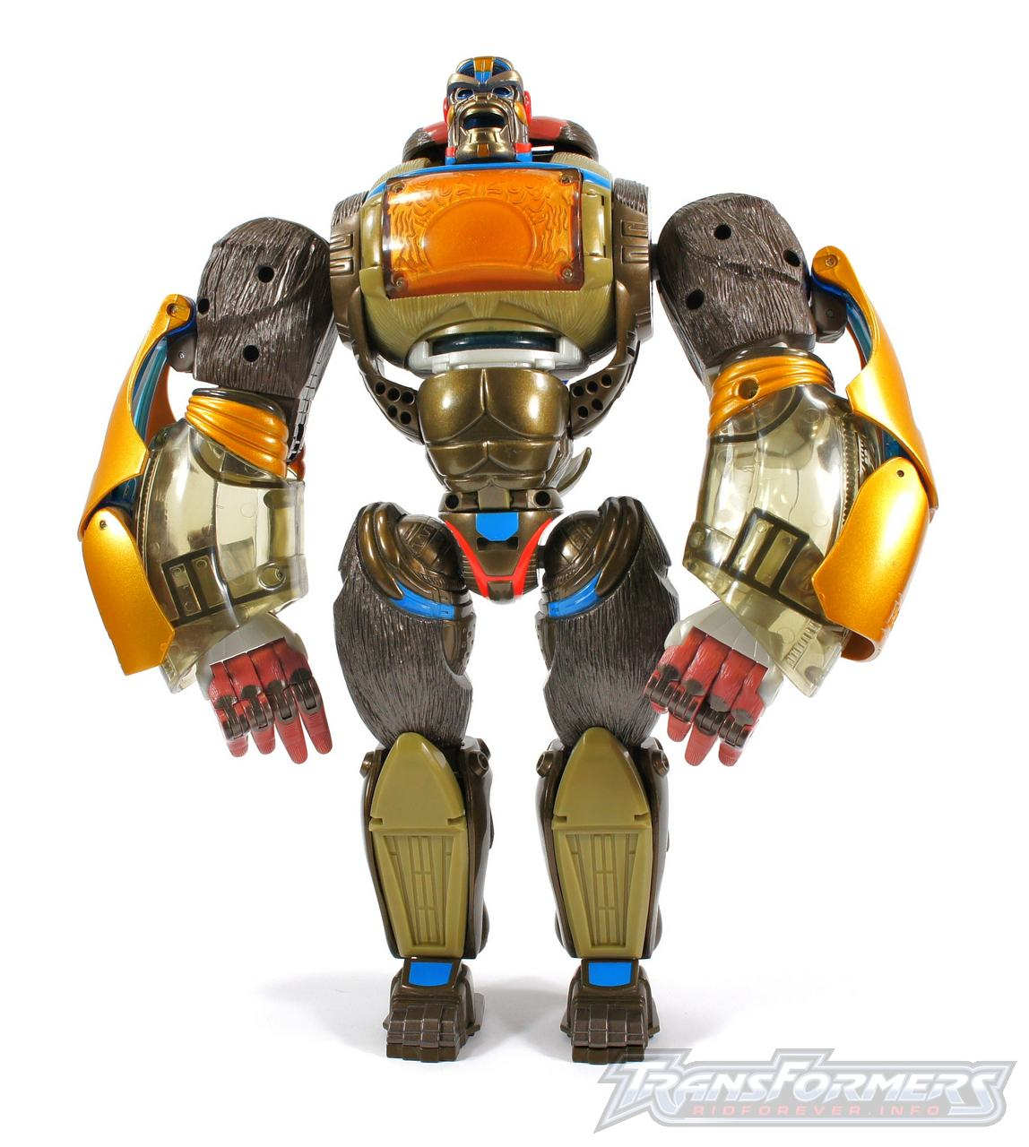 Air Attack Optimus Primal 001