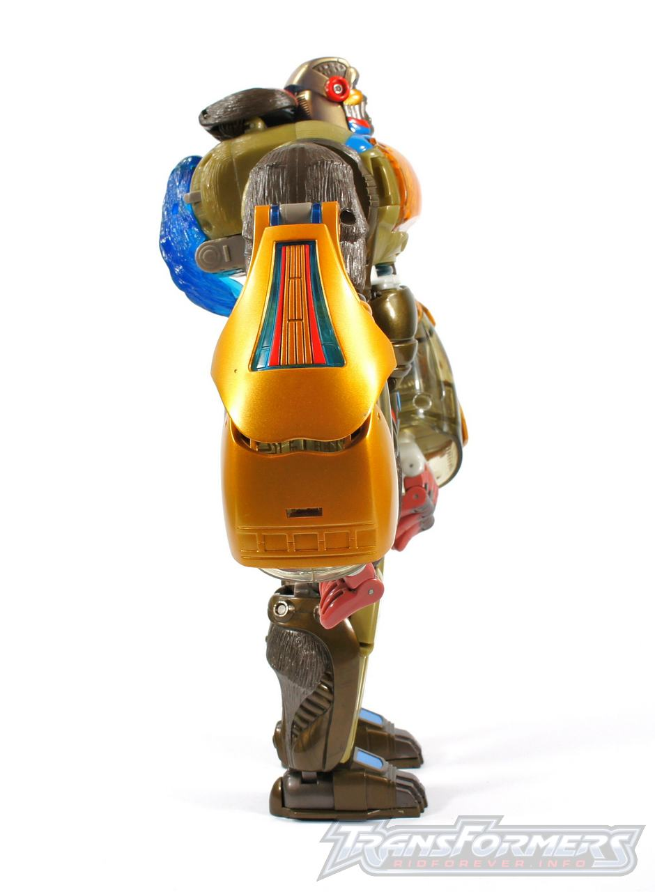 Air Attack Optimus Primal 004