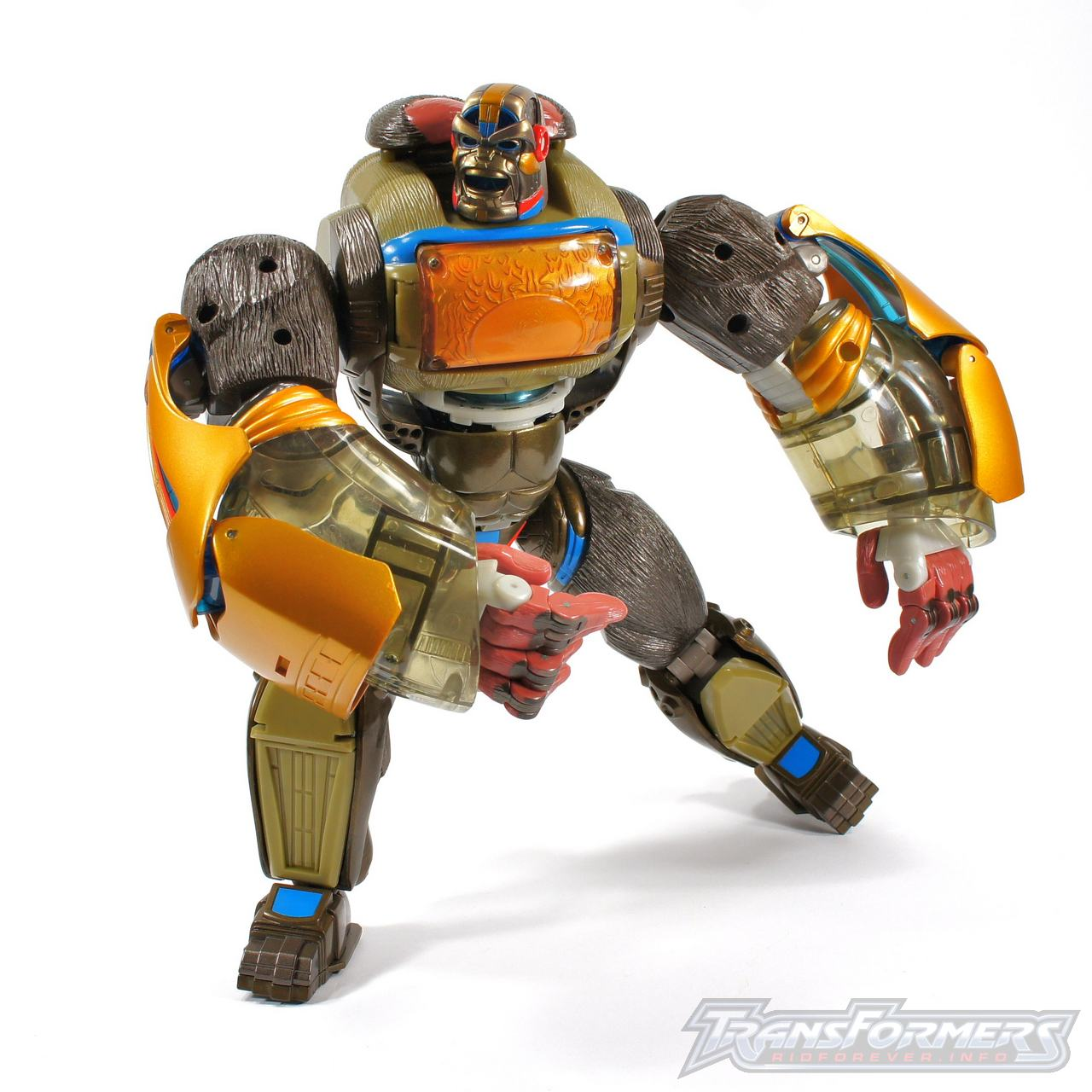 Air Attack Optimus Primal 006