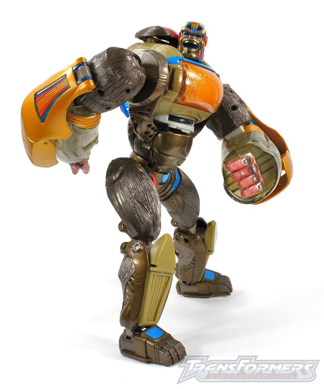 Air Attack Optimus Primal 009