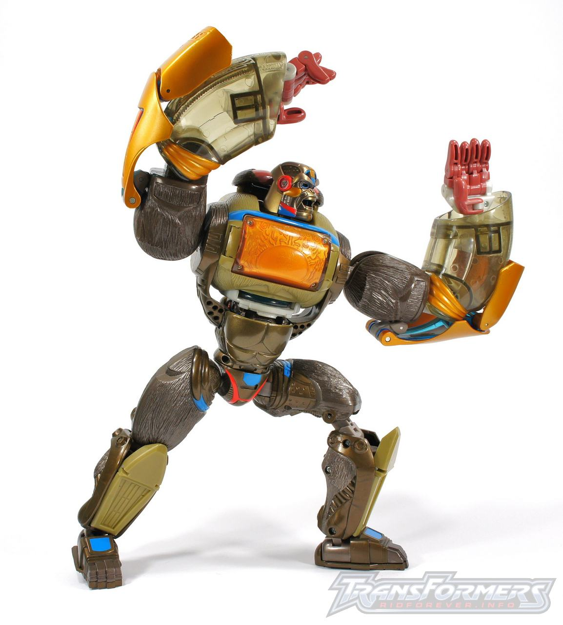 Air Attack Optimus Primal 016