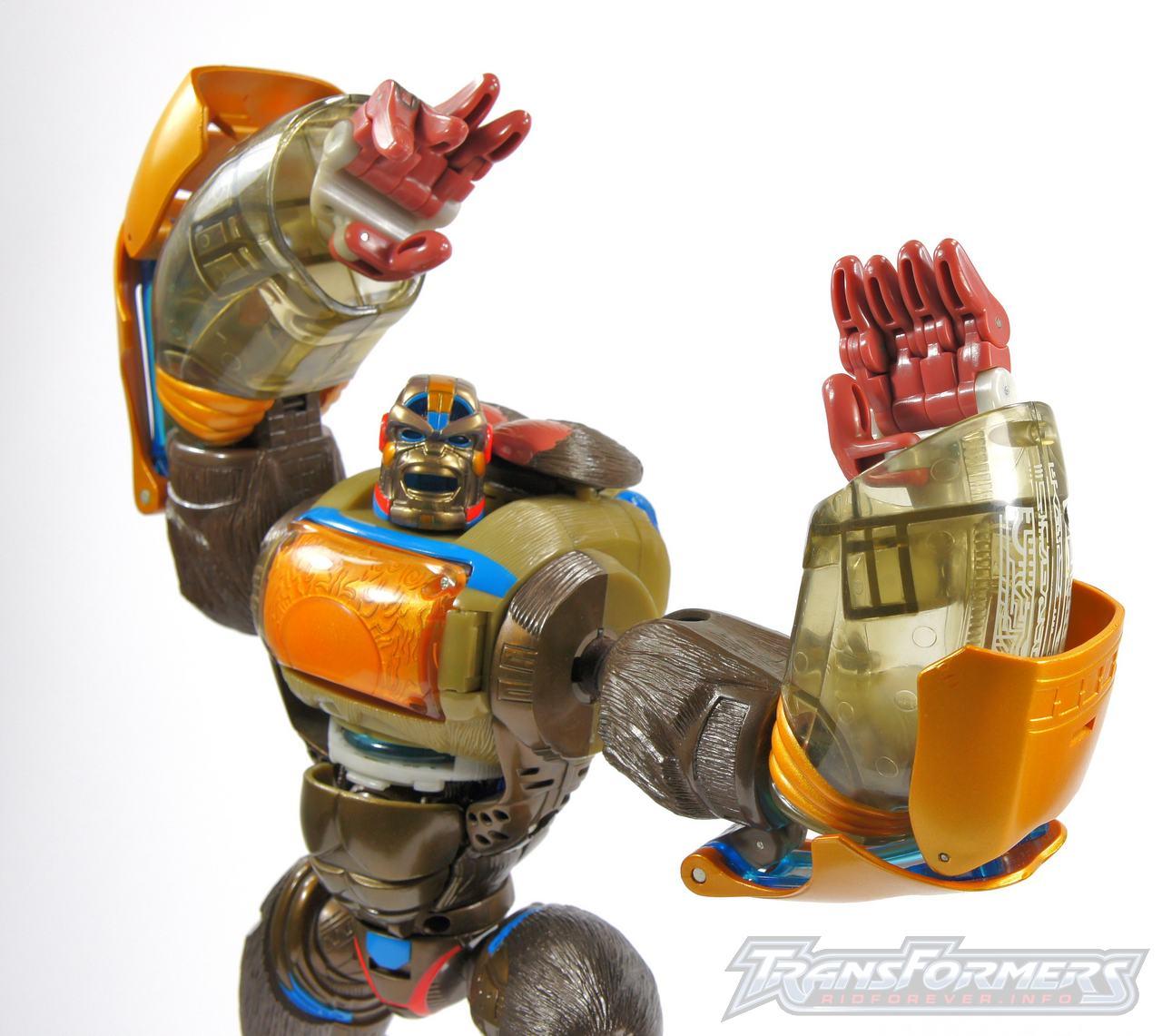 Air Attack Optimus Primal 017