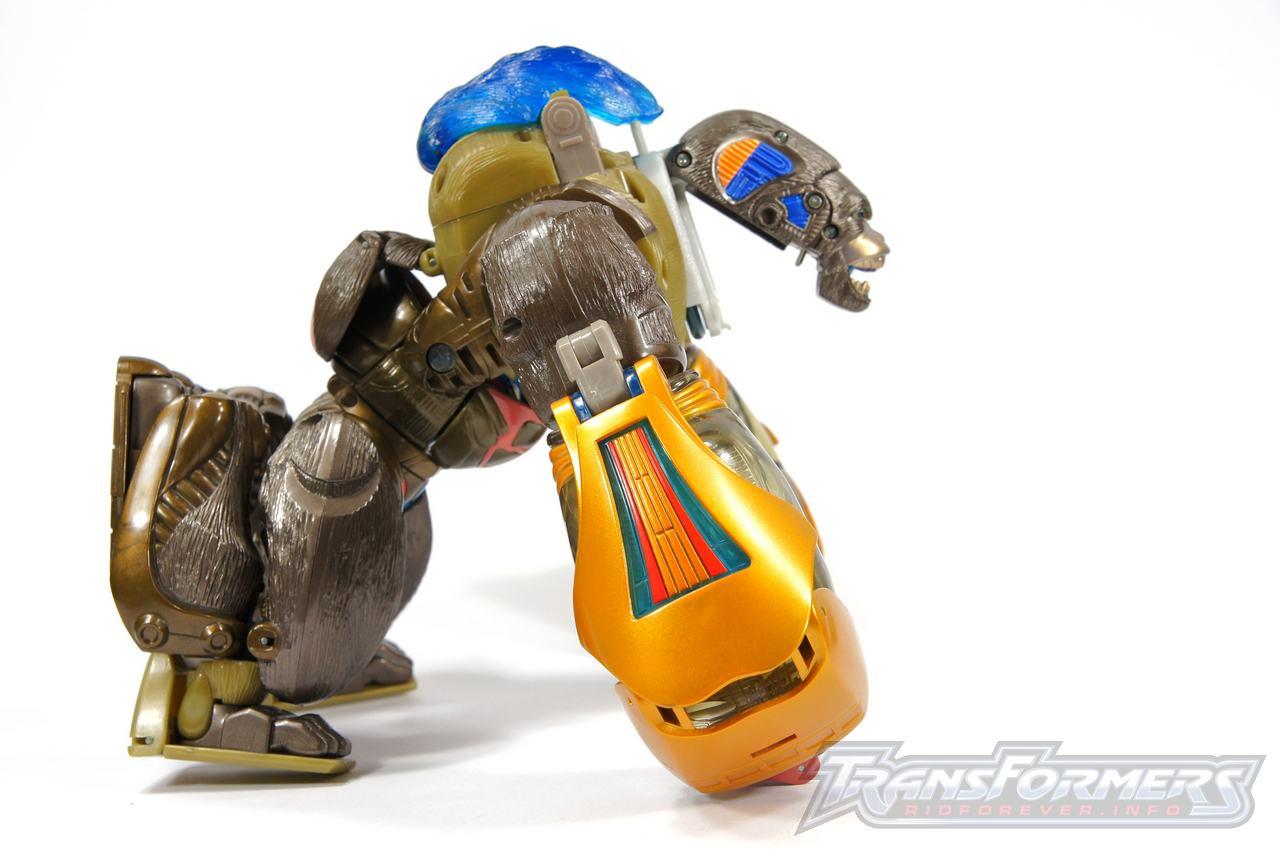 Air Attack Optimus Primal 023