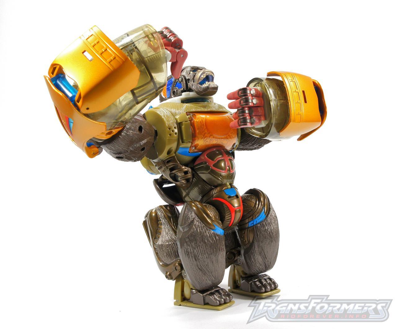 Air Attack Optimus Primal 024