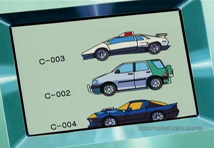 Autobot Team Shots 101