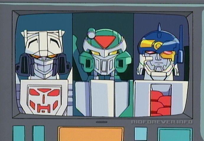 Autobot Team Shots 111