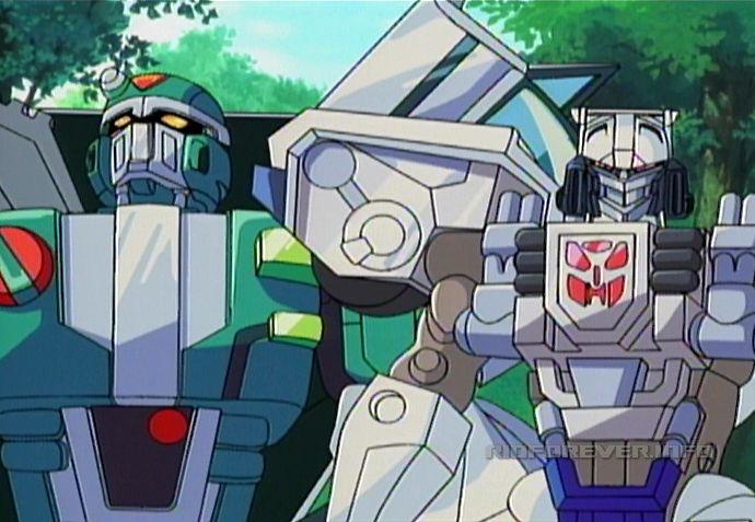 Autobot Team Shots 122