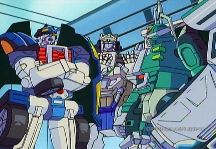 Autobot Team Shots 125
