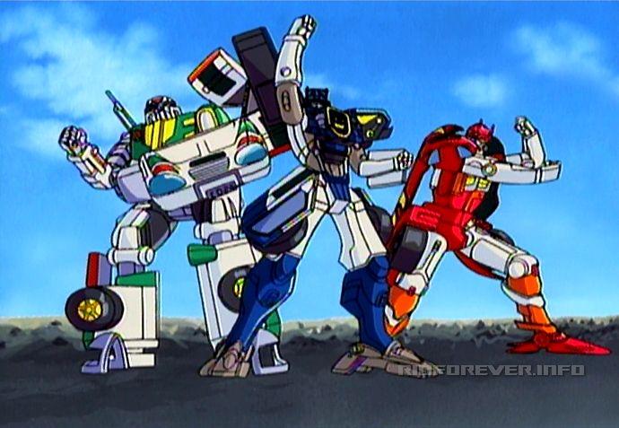 Autobot Team Shots 135