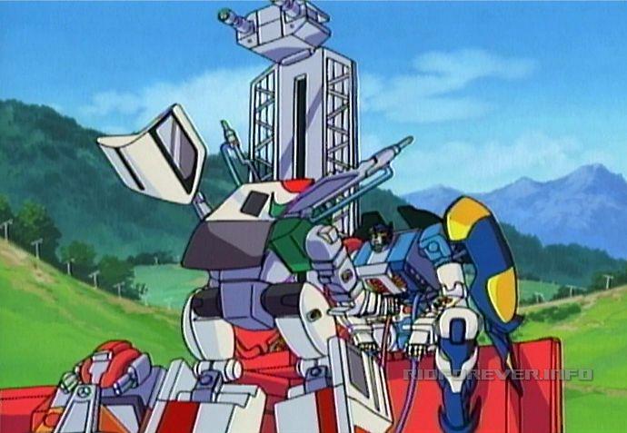 Autobot Team Shots 150