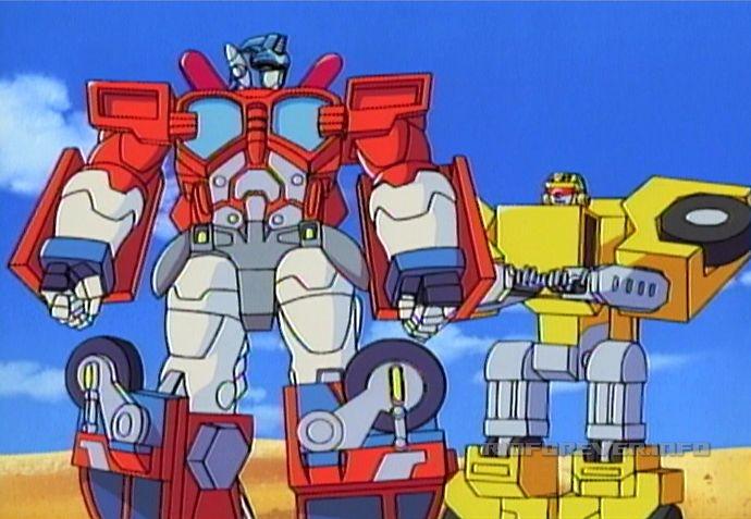 Autobot Team Shots 164