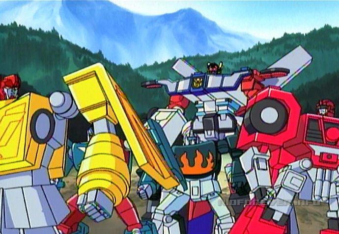 Autobot Team Shots 194