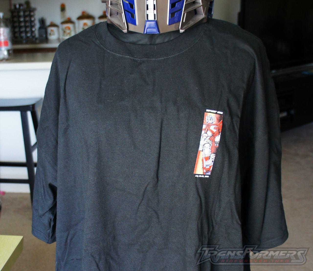 Botcon 2002 Shirt 001