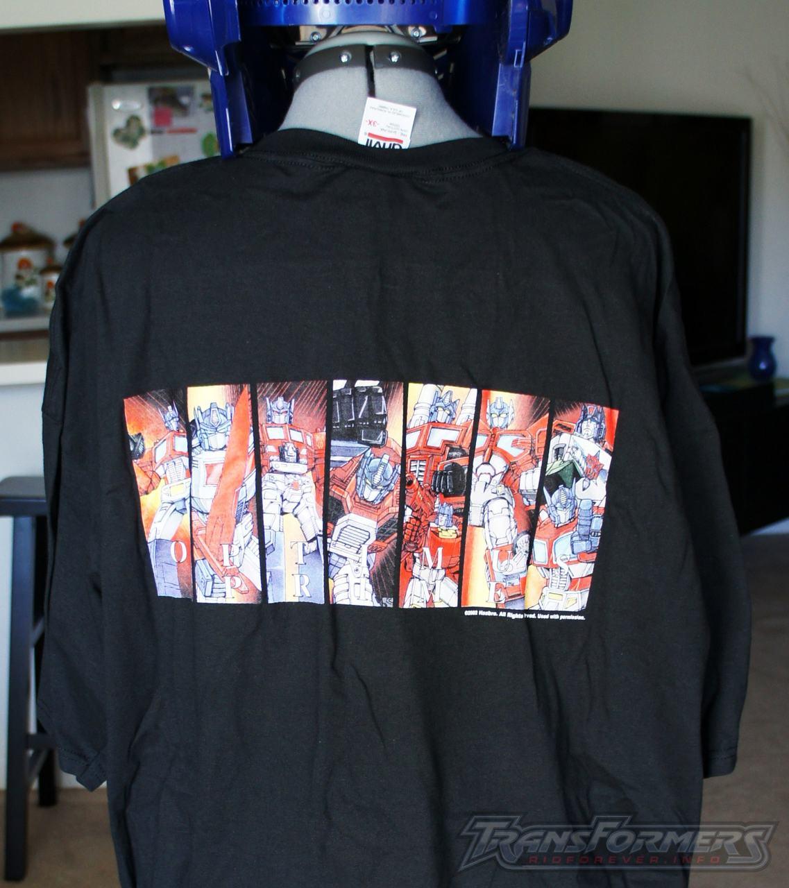 Botcon 2002 Shirt 003