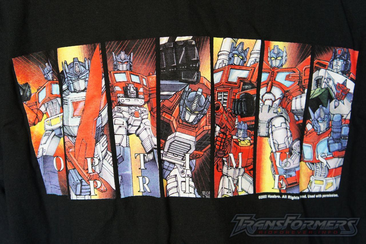 Botcon 2002 Shirt 004