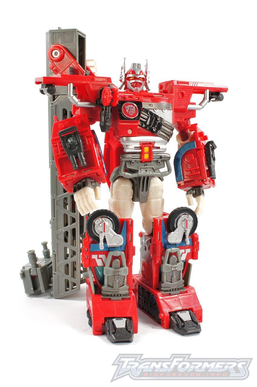 Cybertron Optimus Prime 12