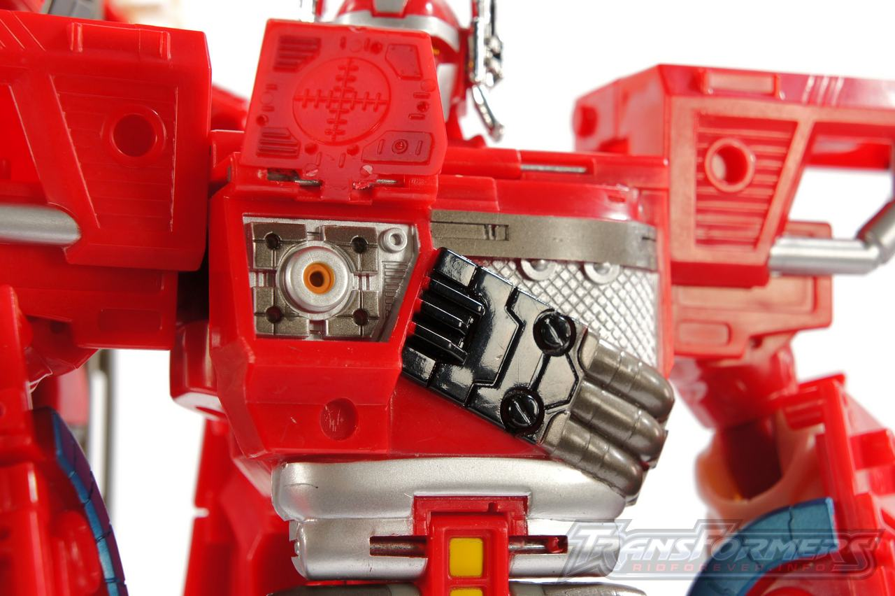 Cybertron Optimus Prime 15