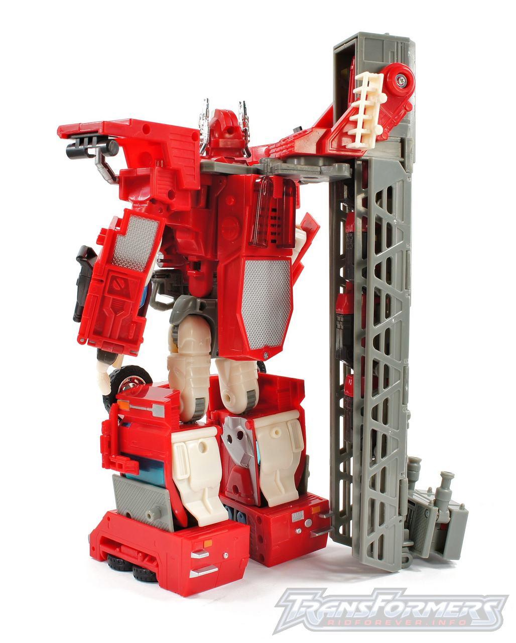 Cybertron Optimus Prime 16