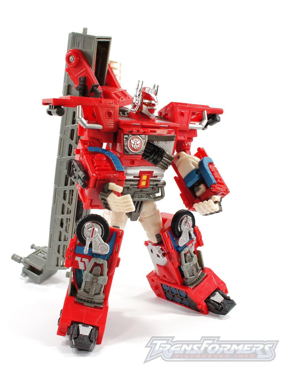 Cybertron Optimus Prime 18