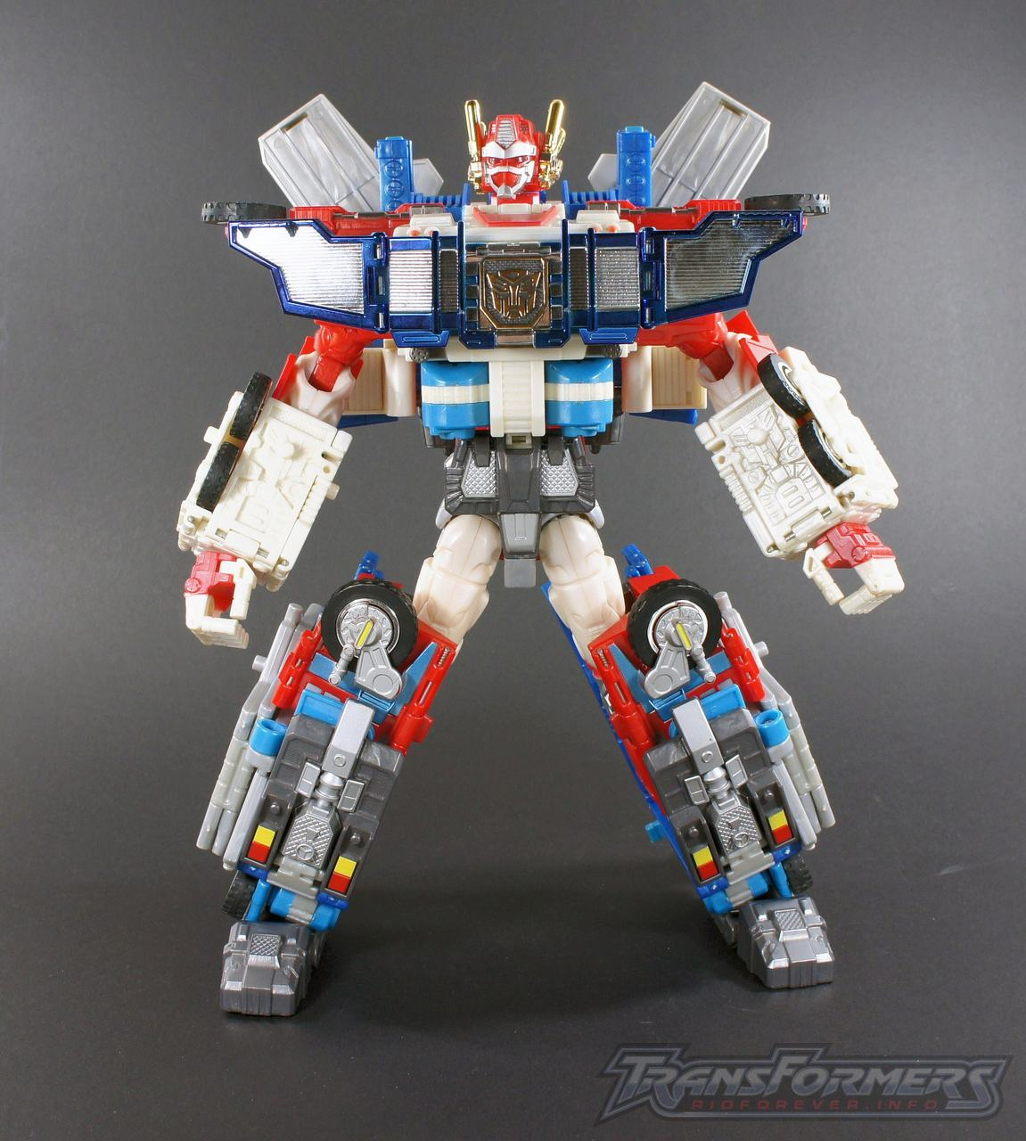 God Fire Convoy 007