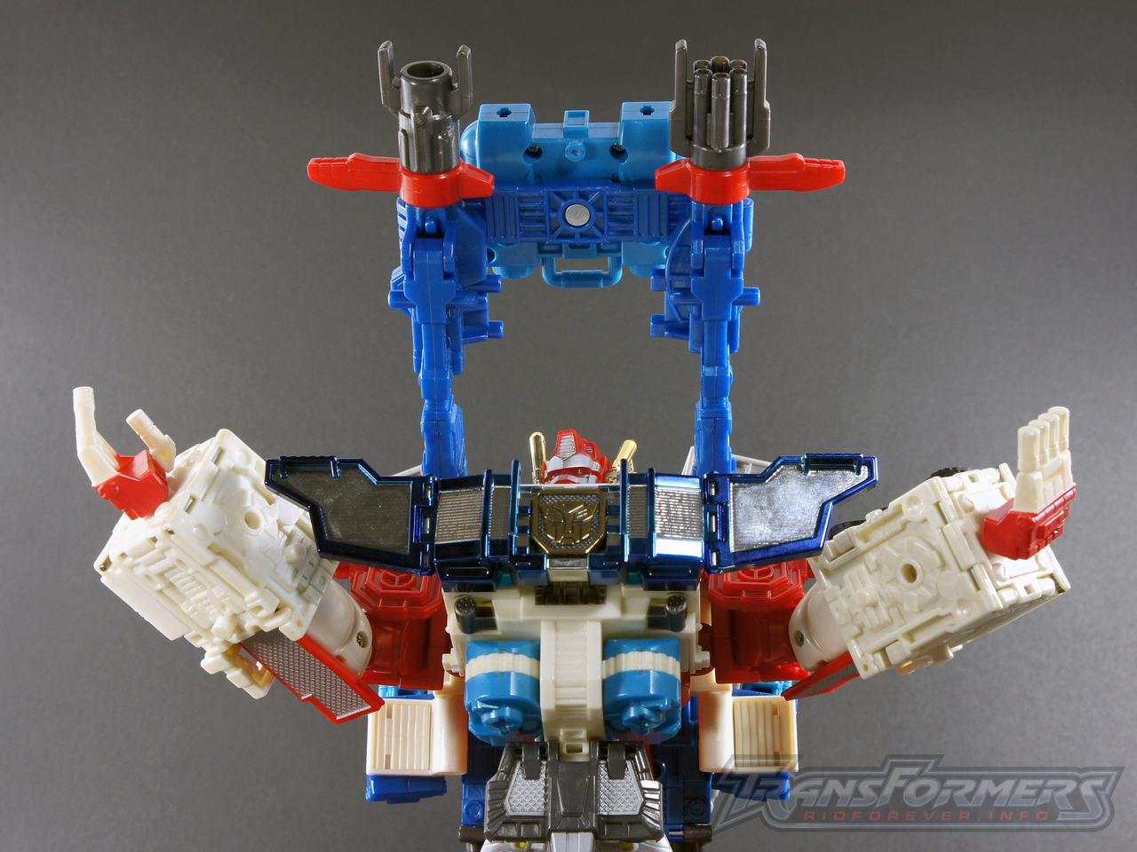 God Fire Convoy 036