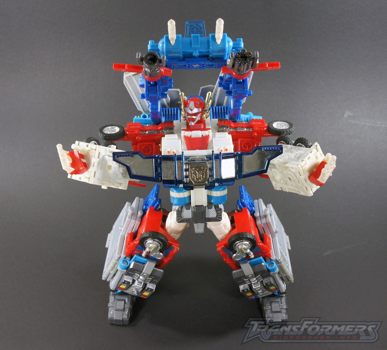 God Fire Convoy 037