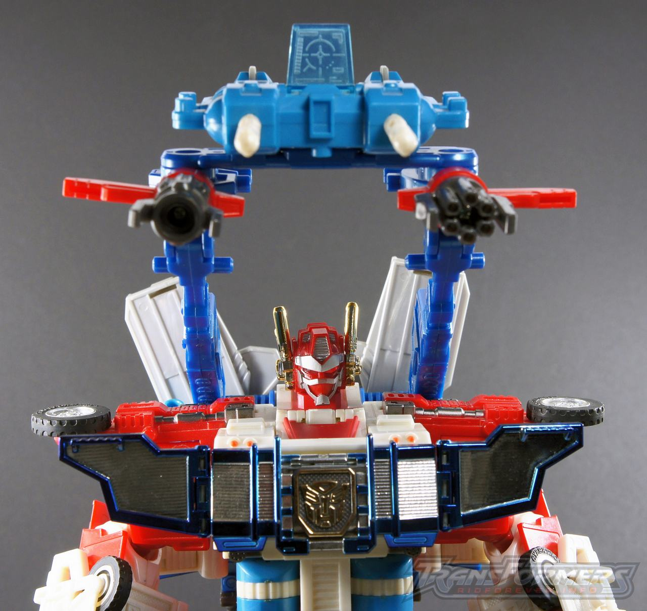 God Fire Convoy 038