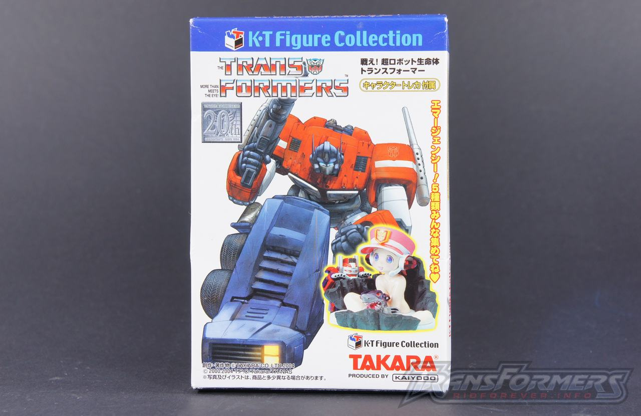 KT Figure Collection Ai 001
