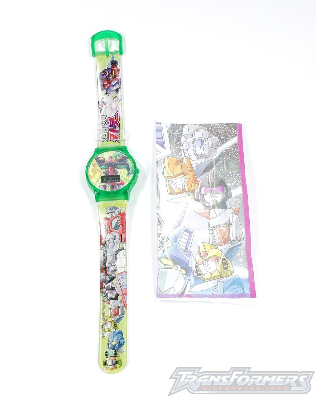 Korean Carbot Watches 02