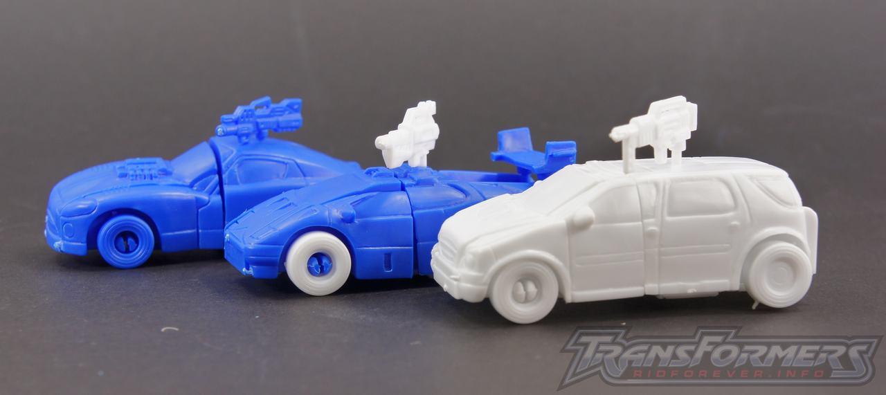 Korean Model Kit Car Brothers 08