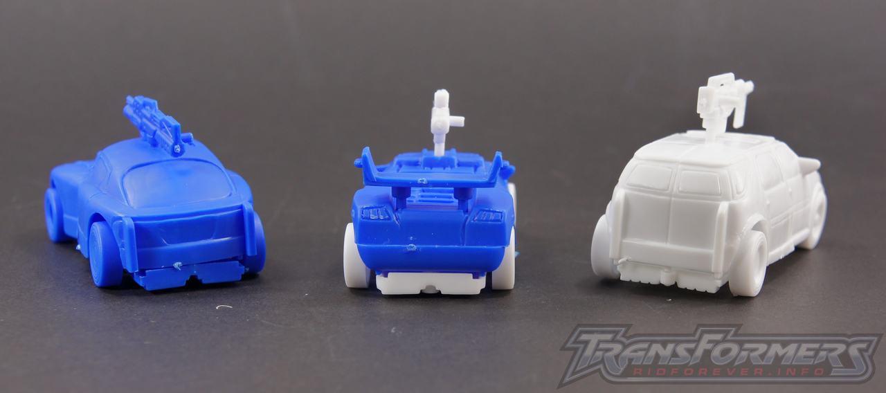 Korean Model Kit Car Brothers 09