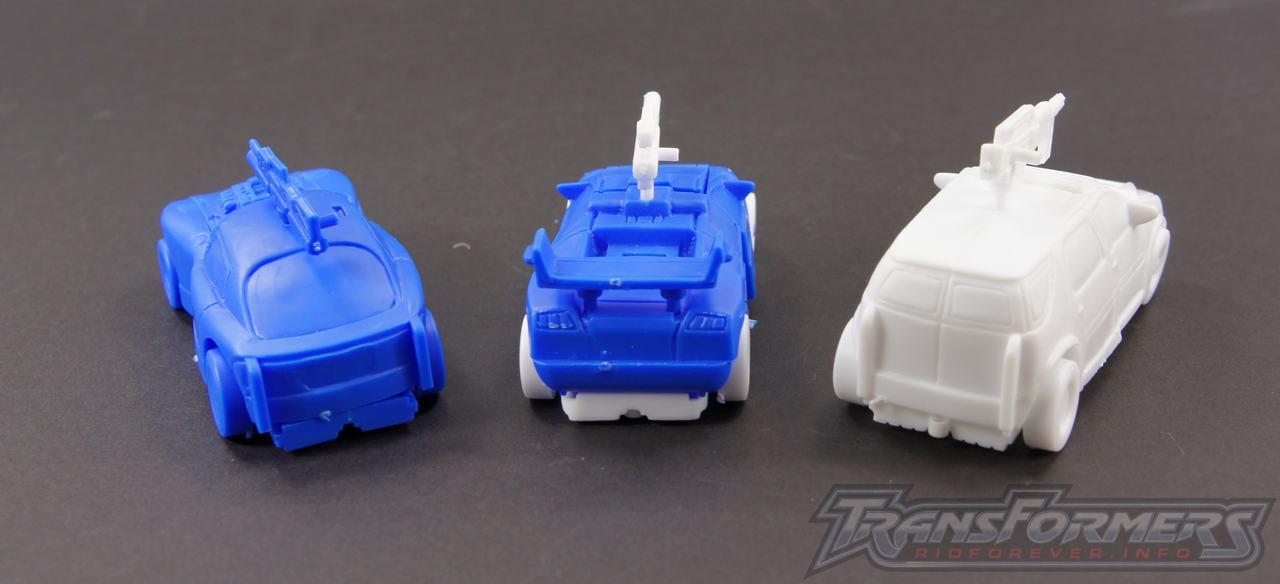 Korean Model Kit Car Brothers 10