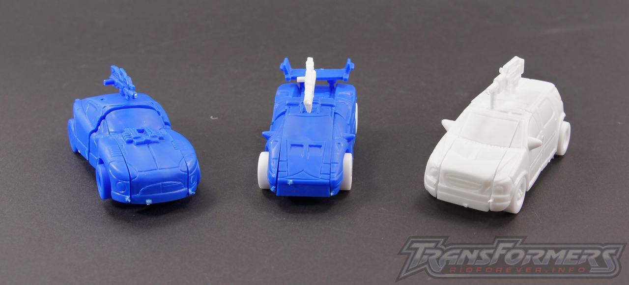 Korean Model Kit Car Brothers 11