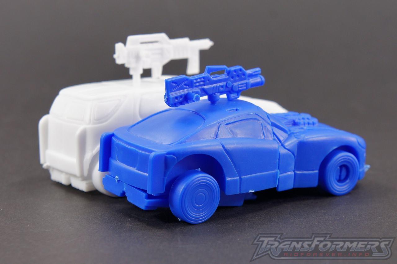 Korean Model Kit Speedbreaker 13