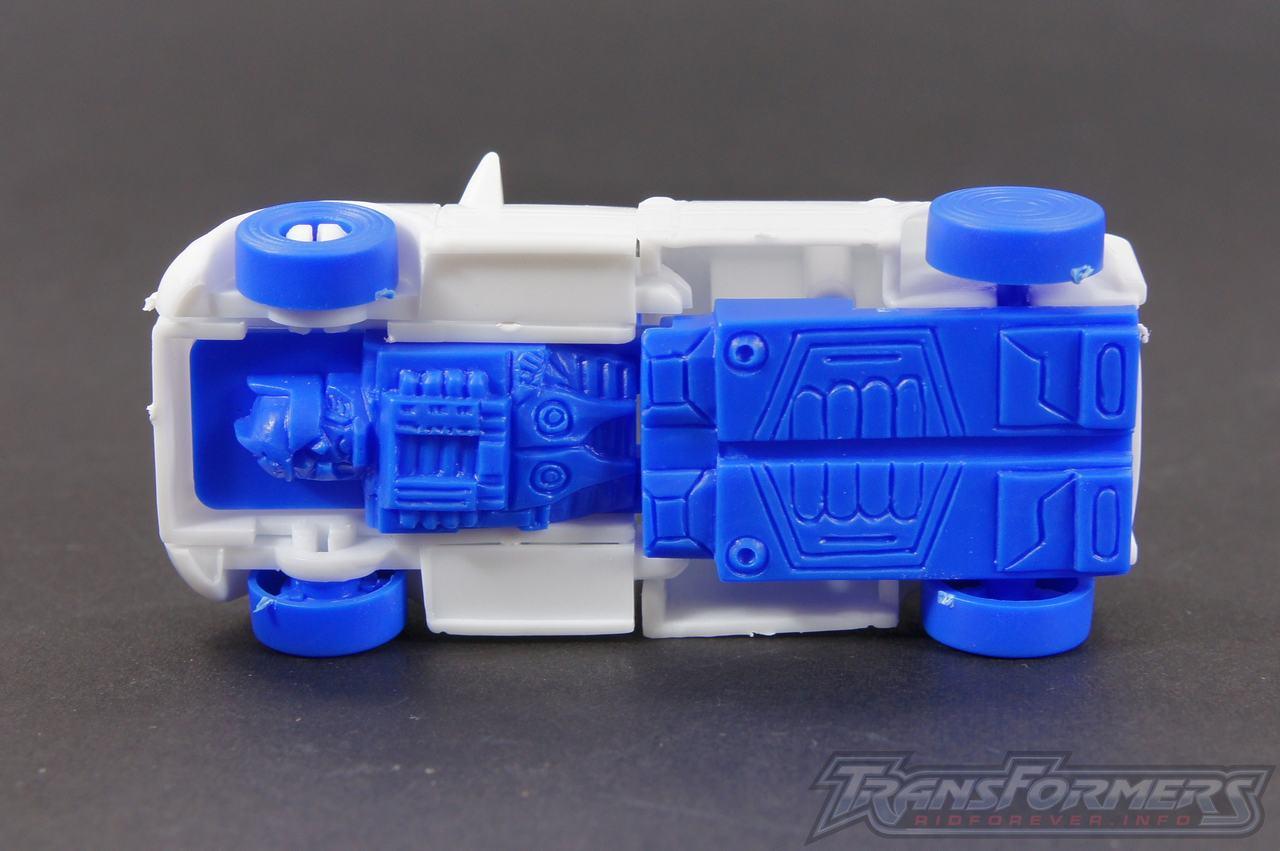 Korean Model Kit Wildrider 06