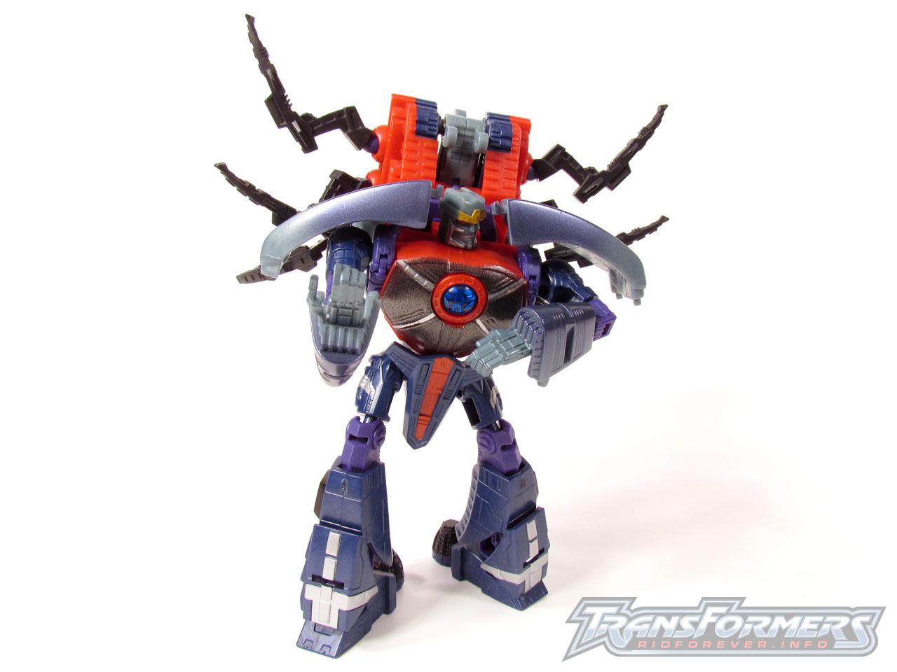 Megabolt Megatron 008