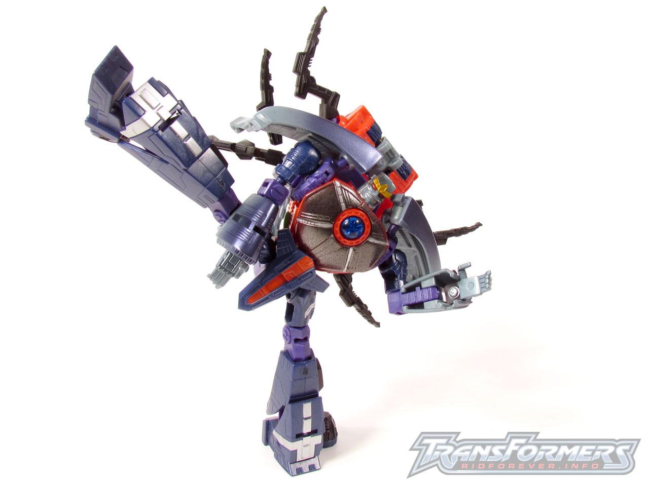 Megabolt Megatron 011