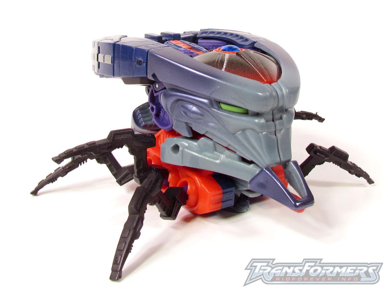 Megabolt Megatron 012
